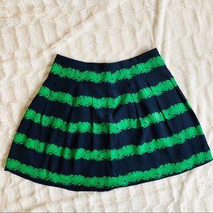 J. Crew Silk Skirt